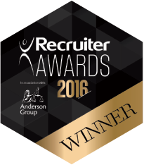 Innovation in Recruitment 2016 - winner