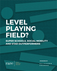 Level playing field? (May 2017) cover